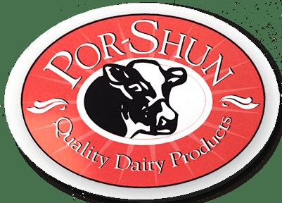 POR-SHUN